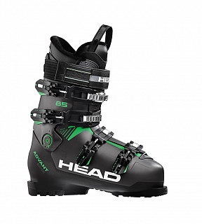 Advant Edge 85 Antracite/Black/Green